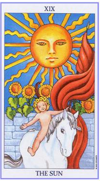 СА 19 Солнце E12