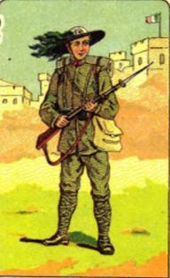 19.Офицер (Гусар, Военный, Чиновник) Ea10