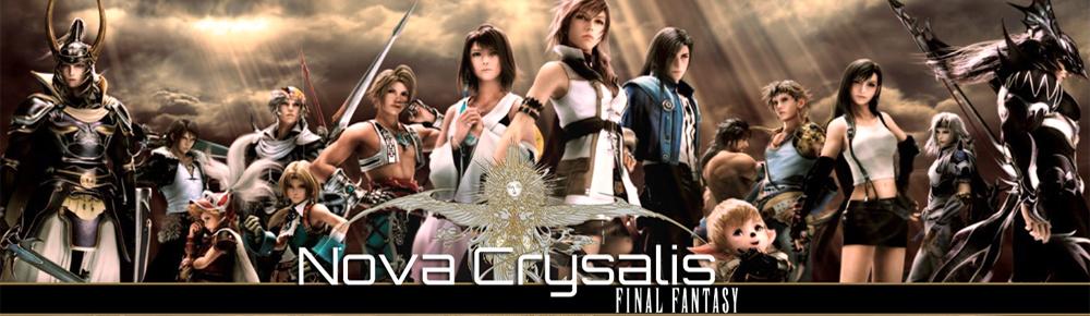 Final Fantasy Nova Crysalis Kijy10