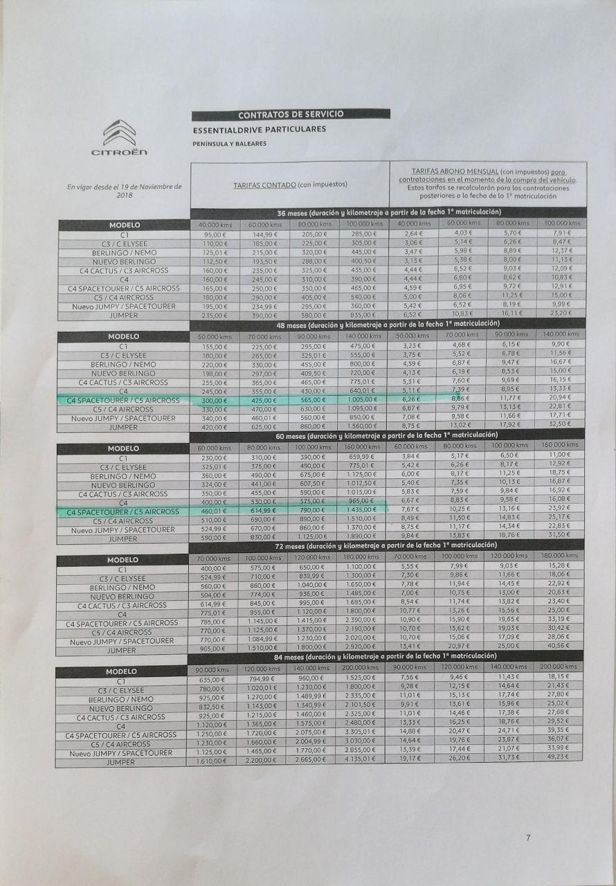 Ampliación de garantía  95a6e310