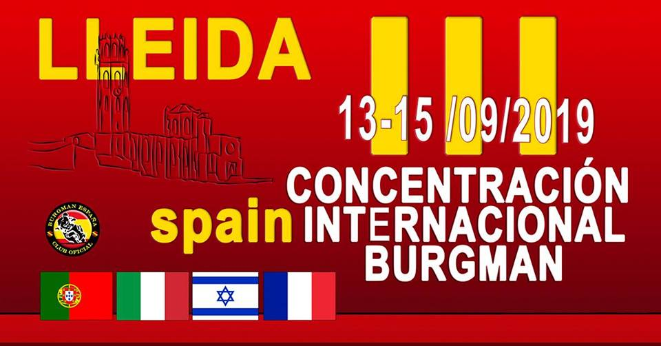 Pré-Organisation de la 3ème RENCONTRE INTERNATIONALE BURGMAN Affich10