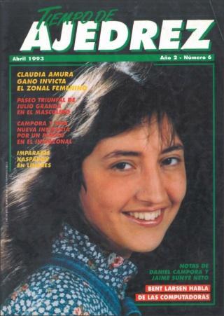 Revista Argentina - Tiempo de Ajedrez  Snap_224