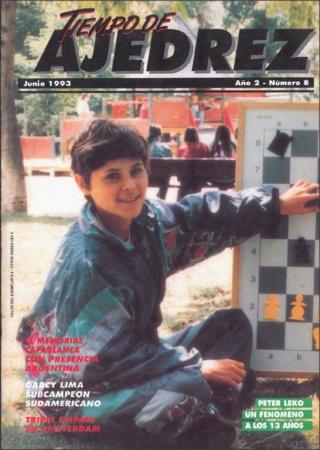 Revista Argentina - Tiempo de Ajedrez  Snap_228