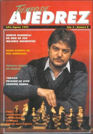 Revista Argentina - Tiempo de Ajedrez  Snap_229