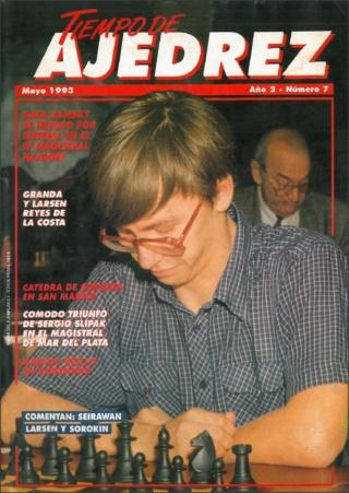 Revista Argentina - Tiempo de Ajedrez  Snap_237