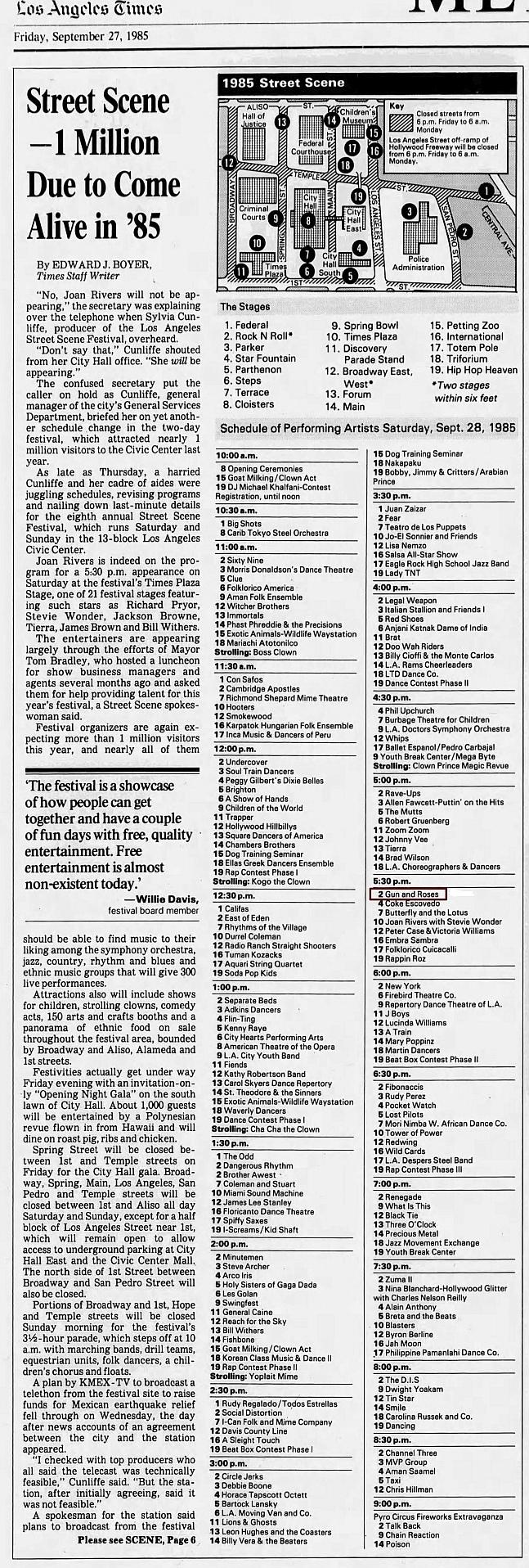 1985.09.28 - LA Street Scene Festival, LA, USA 1985_012