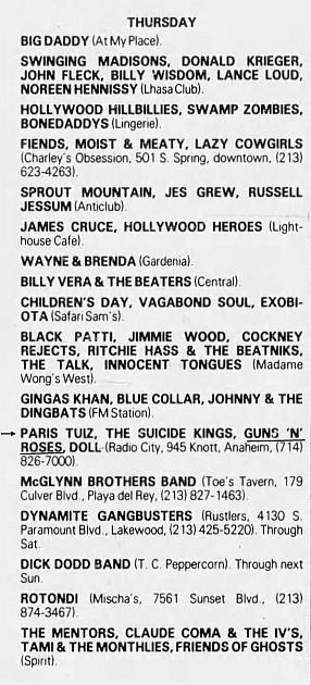 1985.10.31 - Radio City, USA 1985_110