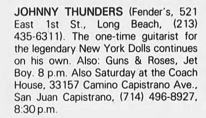 1986.03.21 - Fenders Ballroom, LA, USA 1986_010