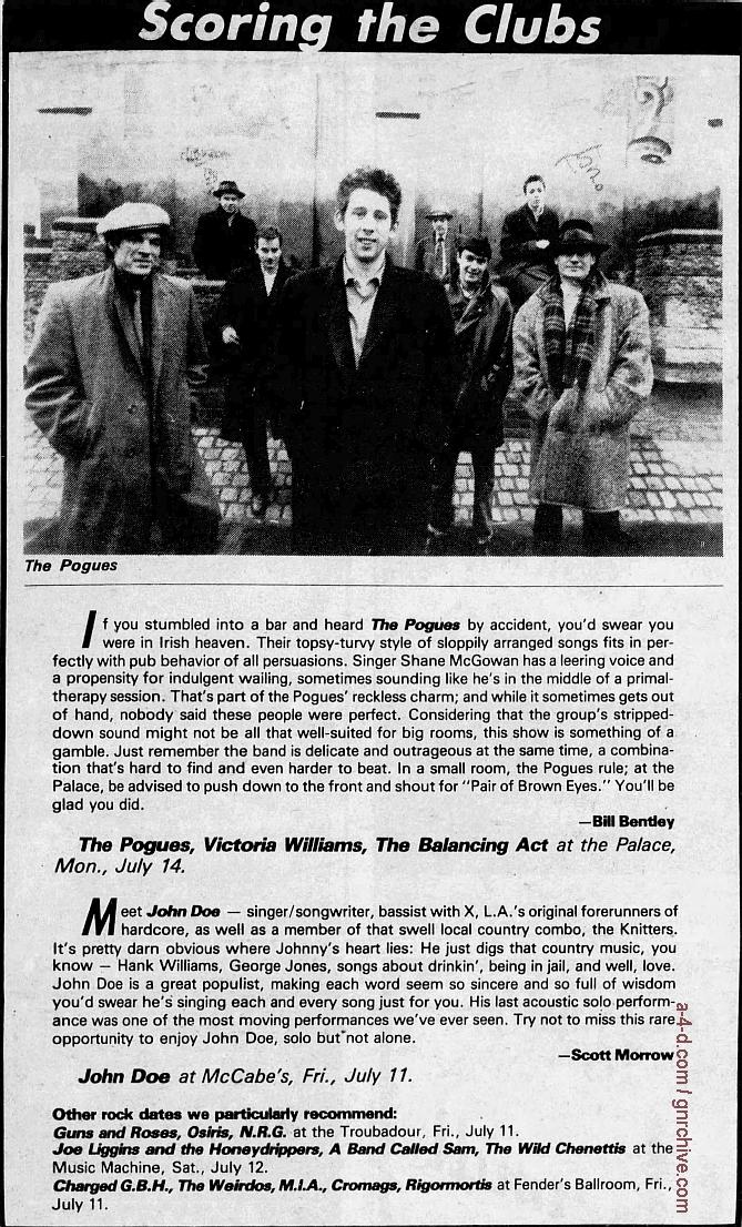 1986.07.11 - The Troubadour, Los Angeles, USA 1986_036