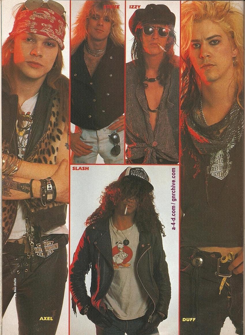 """1987.06.11 - Kerrang! - """"Colt Heroes"""" 1987-013"""