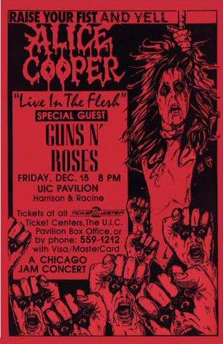 1987.12.18 - UIC Pavilion, Chicago, USA 1987-112