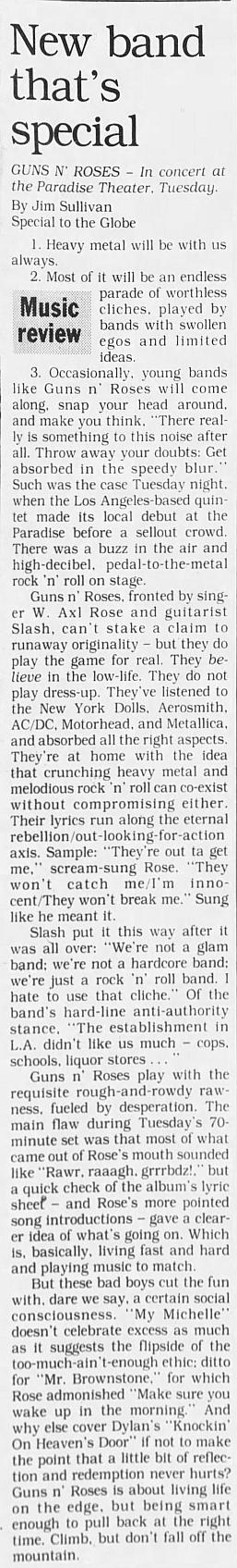 1987.10.27 - The Paradise, Boston, USA 1987_113