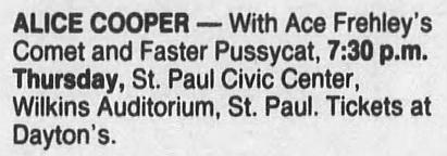 1987.12.17 - Roy Wilkins Auditorium, St. Paul, USA 1987_127