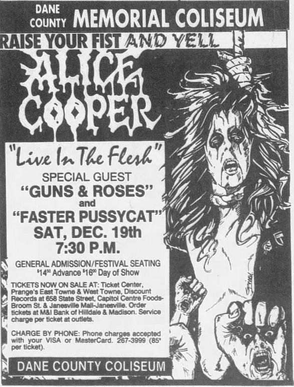 1987.12.19 - Dane County Coliseum, Madison, USA 1987_131