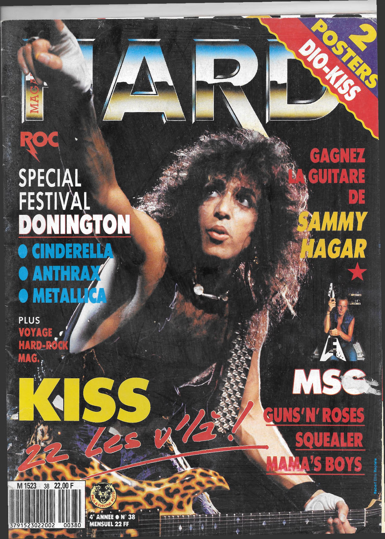 1987.10.DD - Hard Rock Magazine - Guns & Roses (Axl, Slash, Duff) 1987_134