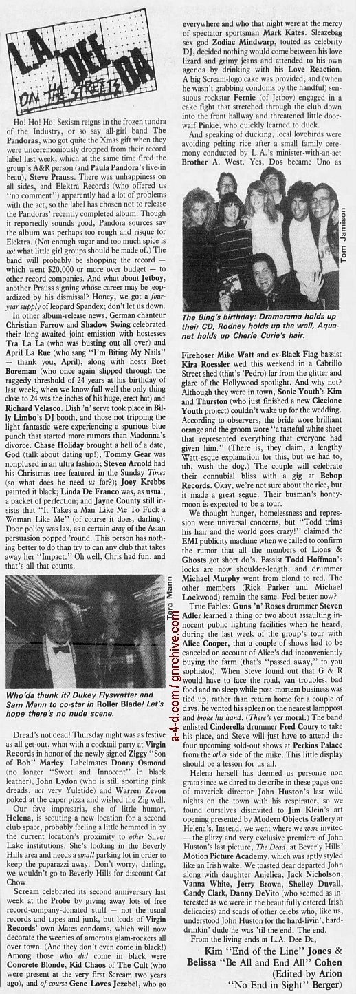 1987.12.25 - L.A. Weekly - L.A. Dee Da On The Streets (Steven) 1987_137