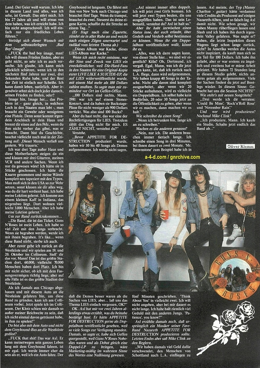 1989.09.DD - Metal Hammer (Germany) - Revolution Calling (Izzy) 1988-026