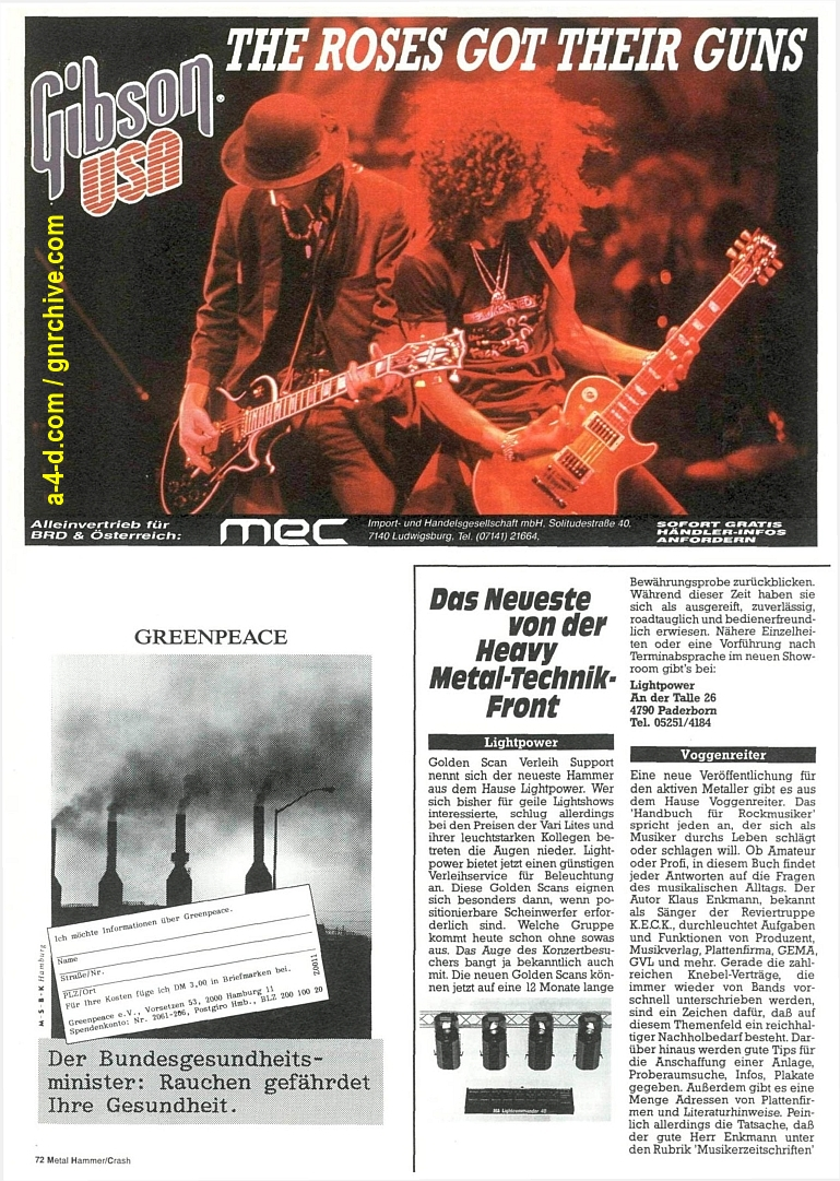 1989.09.DD - Metal Hammer (Germany) - Revolution Calling (Izzy) 1988-027