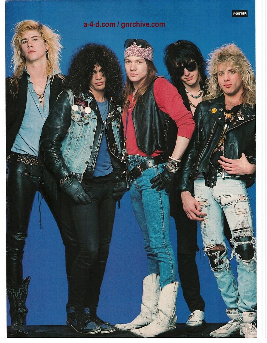 1988.11.DD - Smash Hits - Shooting From The Lip With Guns N' Roses! (Slash) 1988-111