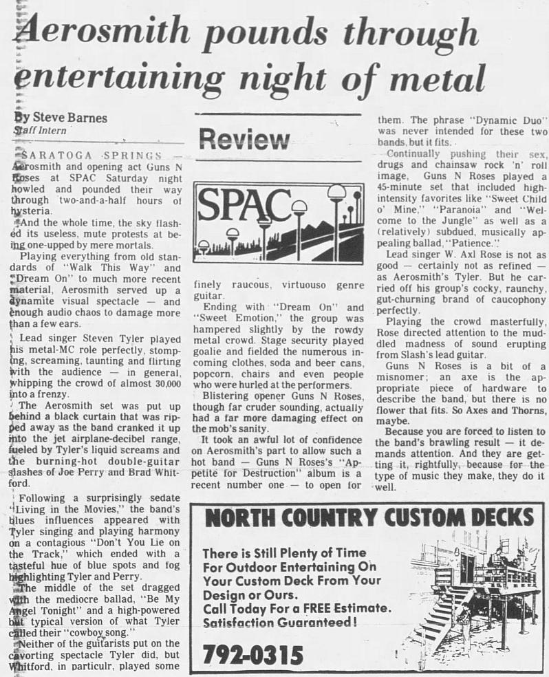 1988.08.06 - Performing Arts Center, Saratoga Springs, USA 1988_037