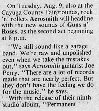 1988.08.07 - Orange County Fairgrounds, Middletown, USA 1988_038