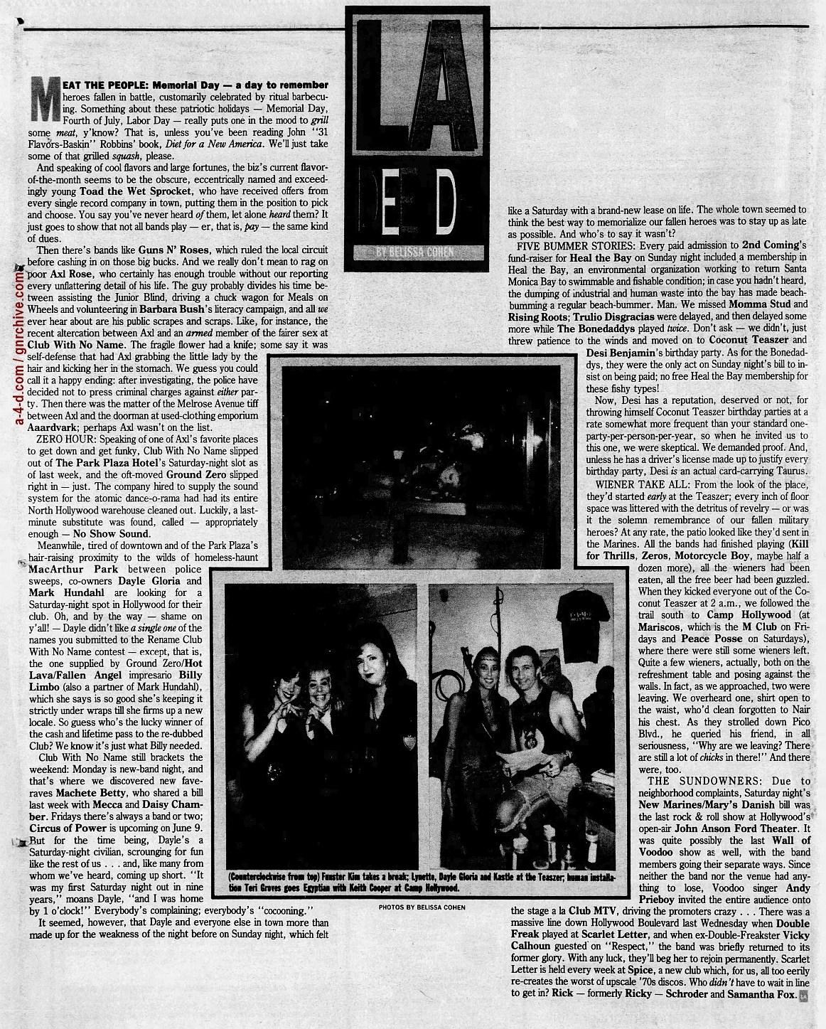 1989.06.02 - L.A. Weekly - L.A. Dee Da (Axl) 1989_019