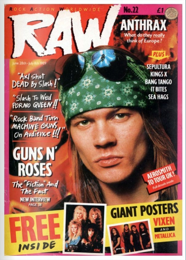 1989.07.28 - Raw Magazine - Mad, Bad and Dangerous To Know? (Duff) 1989_042