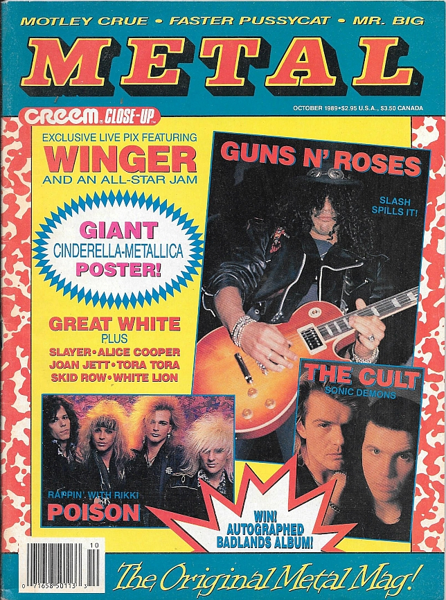1989.10.DD - Creem Close-Up Metal - Guns N' Roses: An intimate chat with Slash 1989_118
