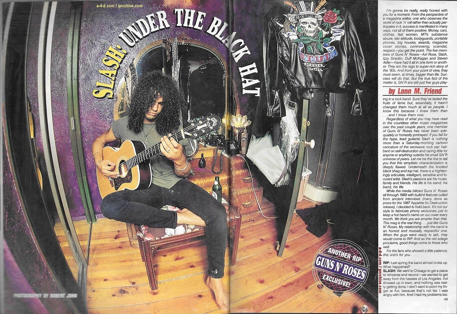 1990.02.DD - RIP Magazine - Slash: Under The Black Hat 1990_022