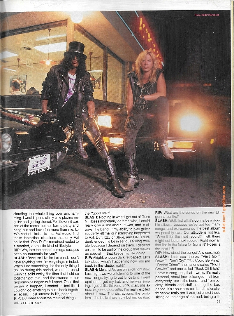 1990.02.DD - RIP Magazine - Slash: Under The Black Hat 1990_024