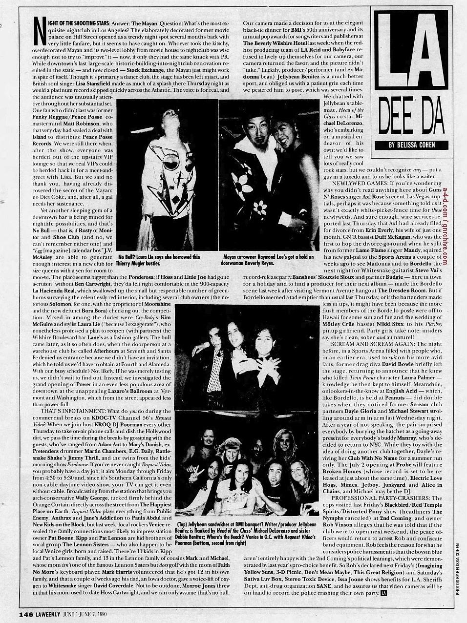 1990.06.01 - L.A. Weekly - L.A. Dee Da (Axl, Duff) 1990_028