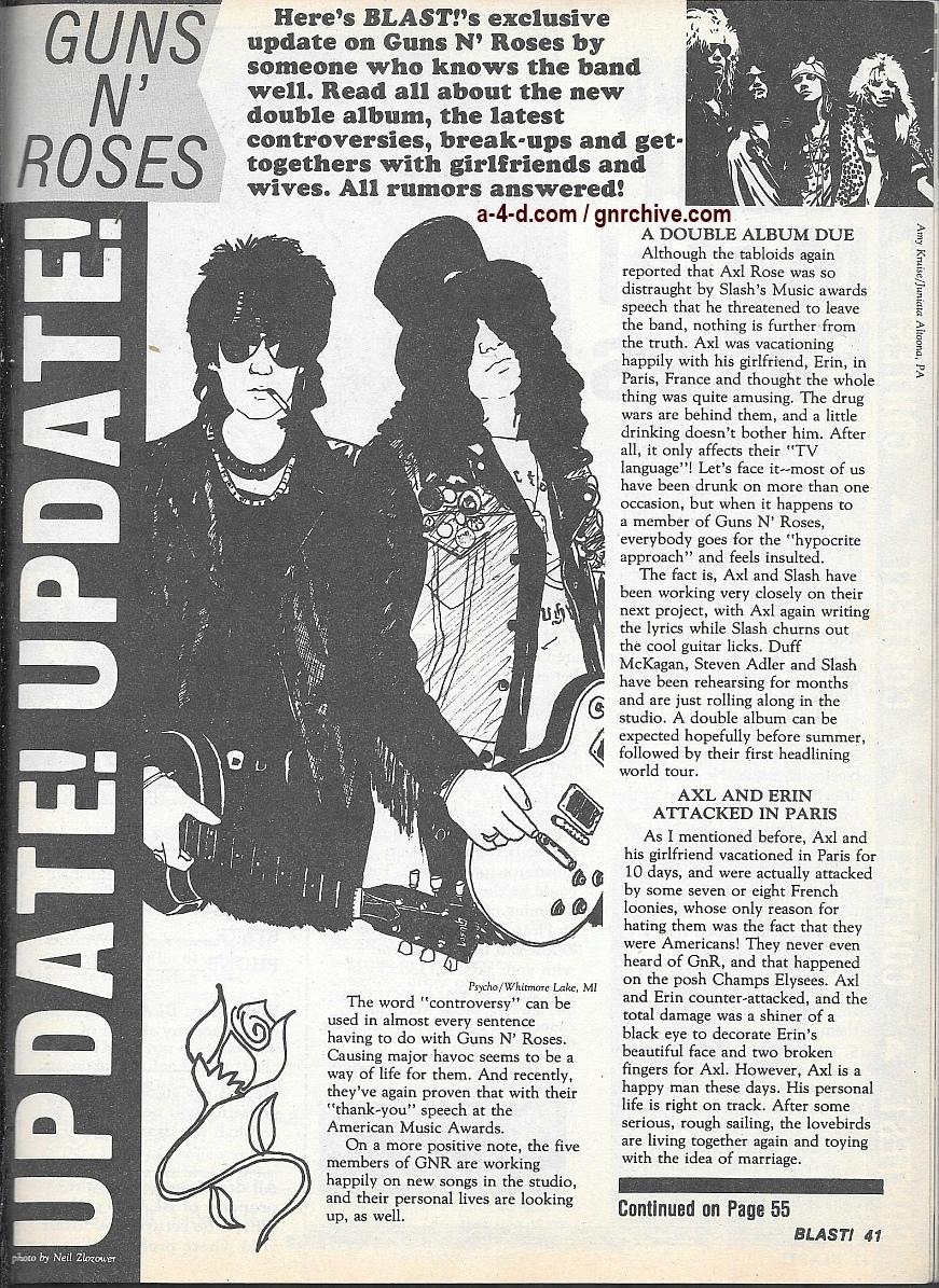 1990.05.DD - Blast! - Guns N' Roses Update 1990_042