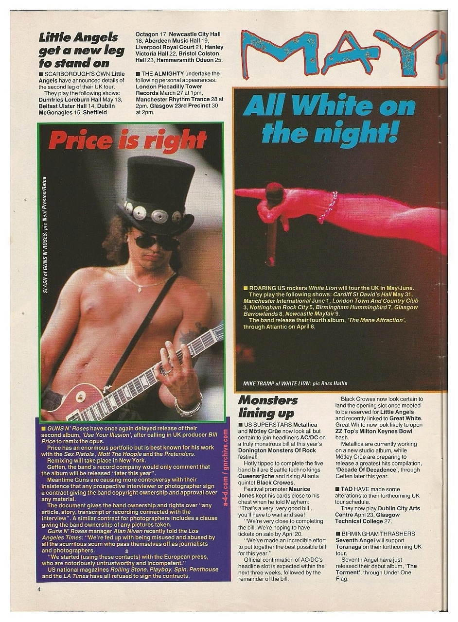 1991.03.30 - Kerrang! - Price is right 1991-011