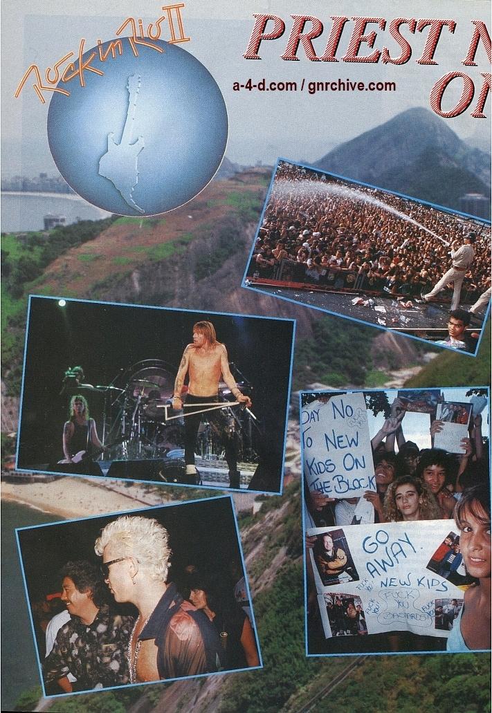 1991.02.25 - Metal Hammer - Rock In Rio II: Priest N' Guns On Top In Brazil 1991-028