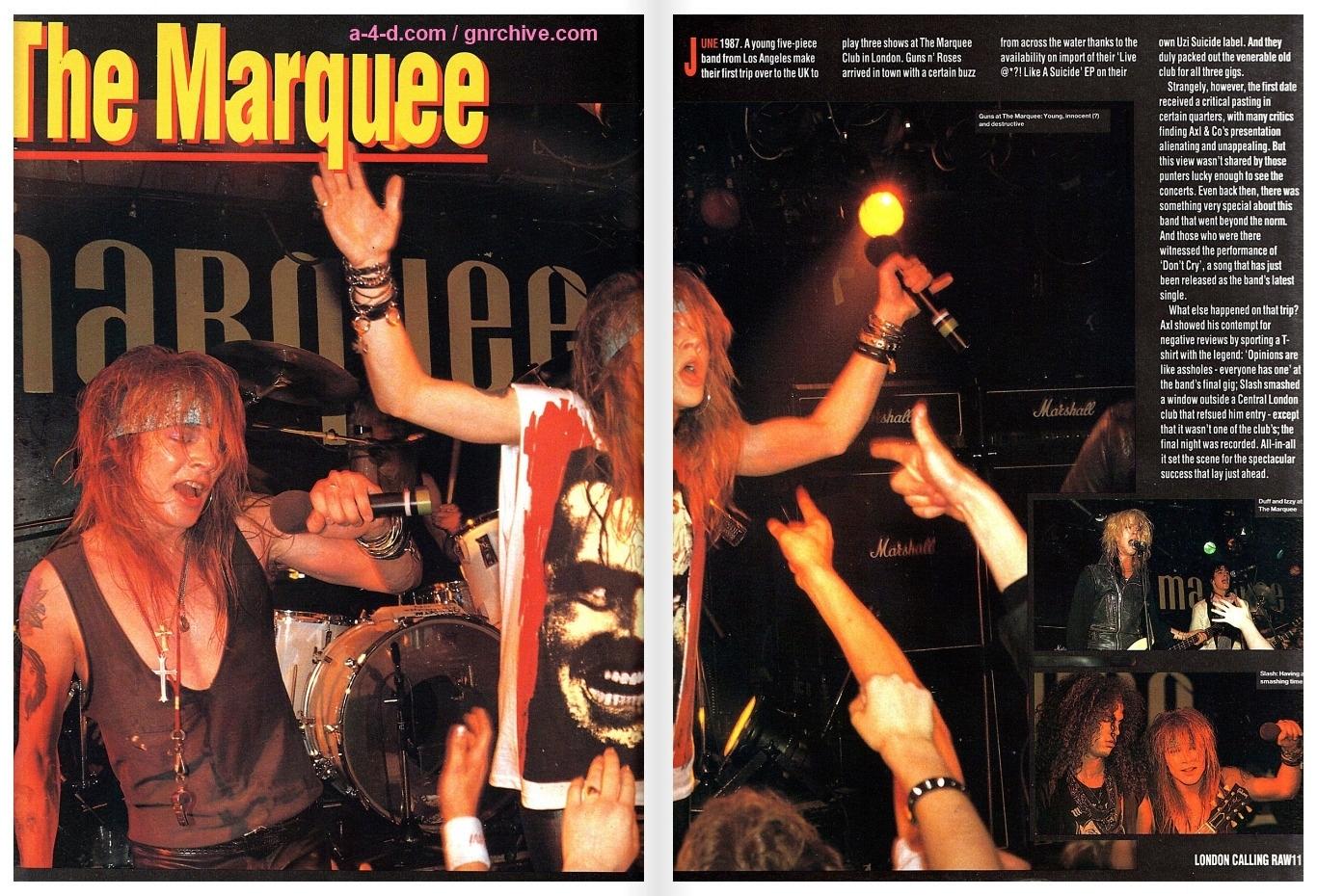 1991.06.DD - RAW - Guns N' Roses: Live Thru The Ages! 1991_052