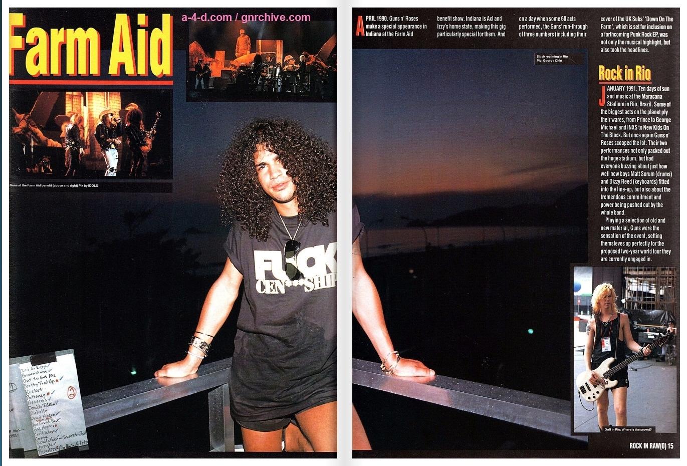1991.06.DD - RAW - Guns N' Roses: Live Thru The Ages! 1991_054