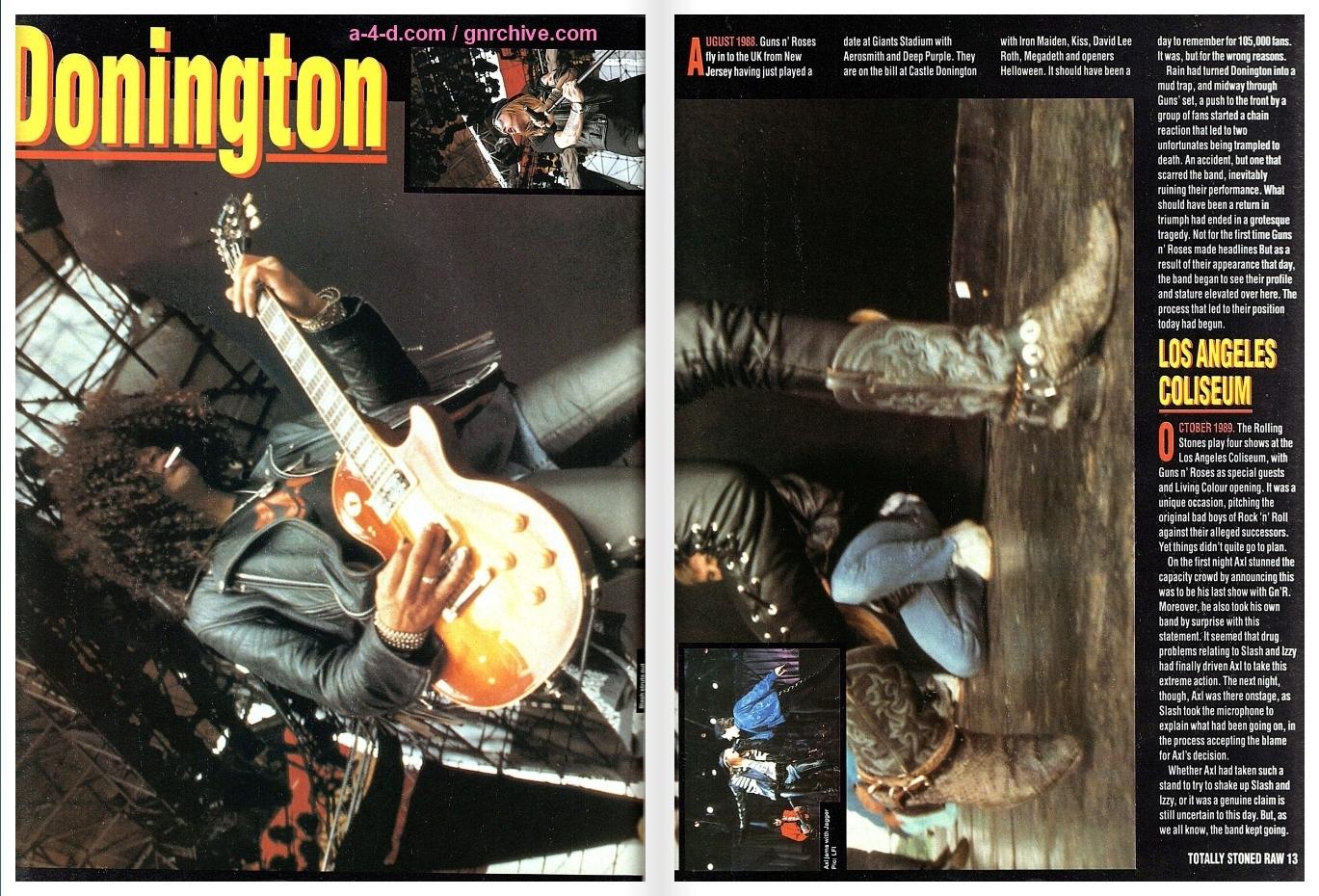 1991.06.DD - RAW - Guns N' Roses: Live Thru The Ages! 1991_055
