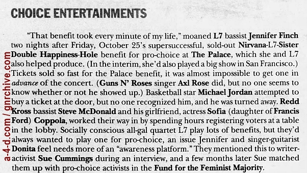 1991.11.08 - L.A. Weekly - Choice Entertainments (Axl) 1991_120