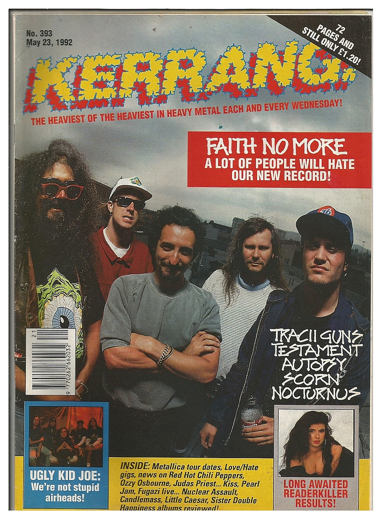 "1992.05.23 - Kerrang - ""I Would Have Said No To Guns N' Roses!"" (Tracii Guns) 1992_012"
