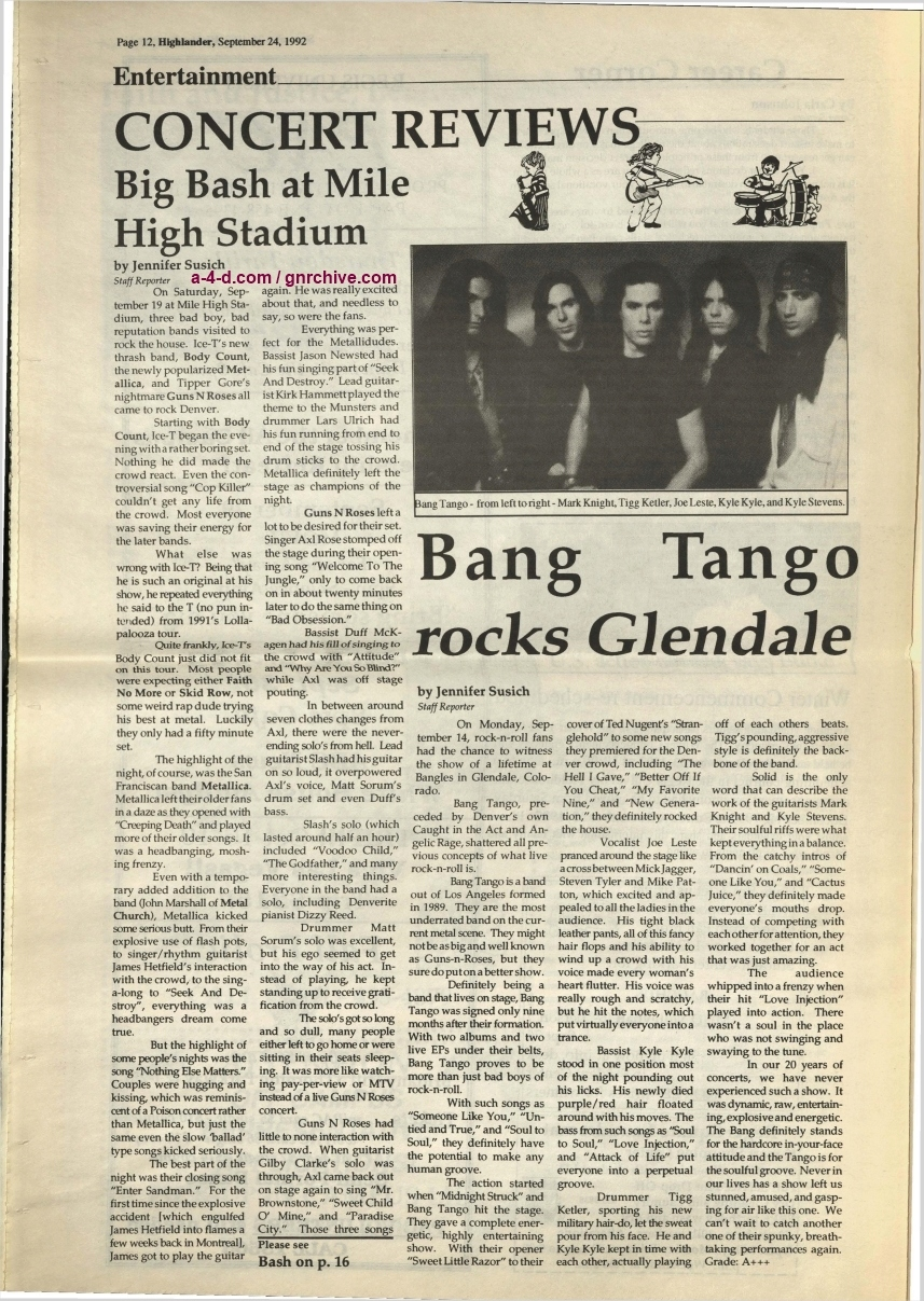 1992.09.19 - Mile High Stadium, Denver, USA 1992_038