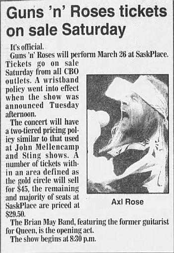 1993.03.26 - Saskatchewan Place, Saskatoon, Canada 1992_122