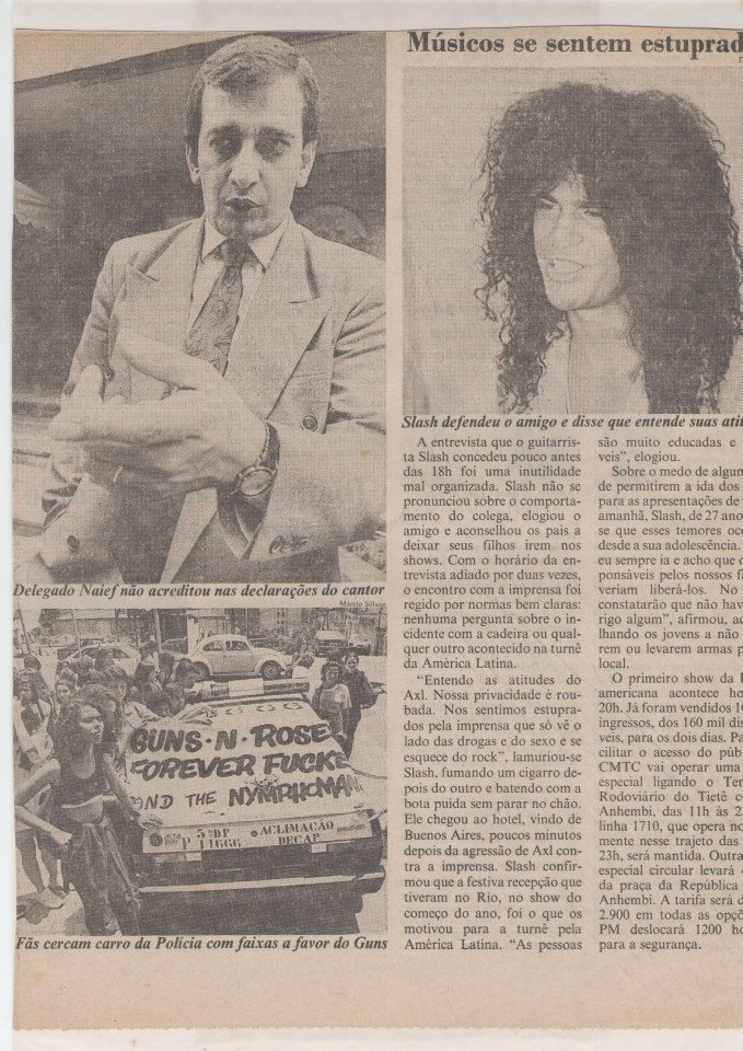 1992.12.10 - Estacionamento Do Anhenbi, Sao Paulo, Brazil 1992_141