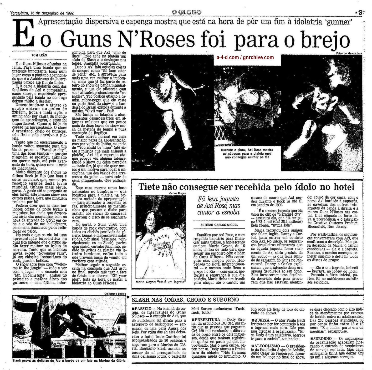1992.12.13 - Autodromo, Rio de Janeiro, Brazil 1992_152