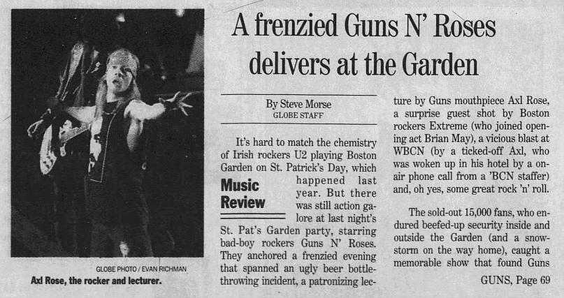 1993.03.17 - Boston Garden, Boston, USA 1993_016