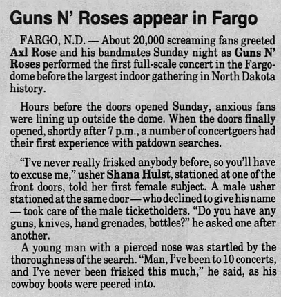 1993.03.21 - Fargo Dome, Fargo, USA 1993_033