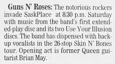 1993.03.26 - Saskatchewan Place, Saskatoon, Canada 1993_042