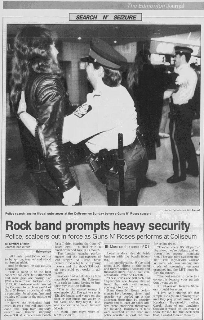 1993.03.28 - Northlands Coliseum, Edmonton, Canada 1993_045