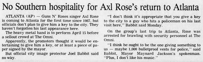 1987.11.22 - The Omni, Atlanta, USA 1993_105