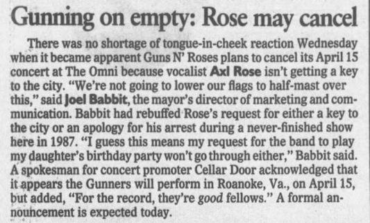 1987.11.22 - The Omni, Atlanta, USA 1993_106
