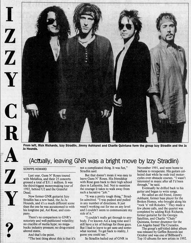 1993.02.24 - Quad City Times - Izzy Crazy? 1993_114